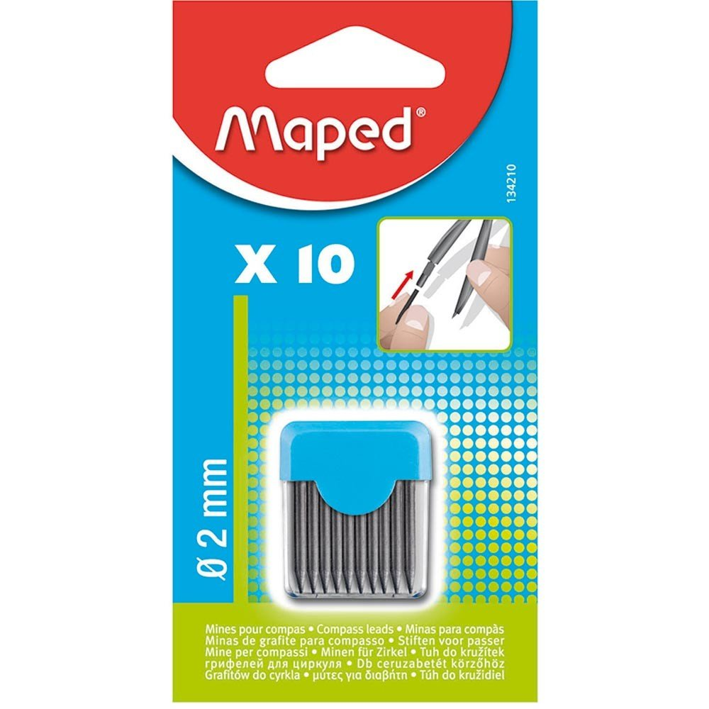 MAPED 2MM PERGEL UCU 10LUK [134210]
