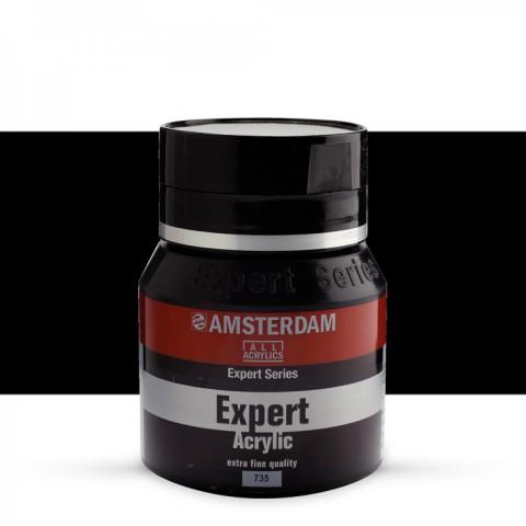 AMSTERDAM ALL ACRYLIC EXPERT SERİSİ 400 ML  AKRİLİK BOYA - OXIDE BLACK