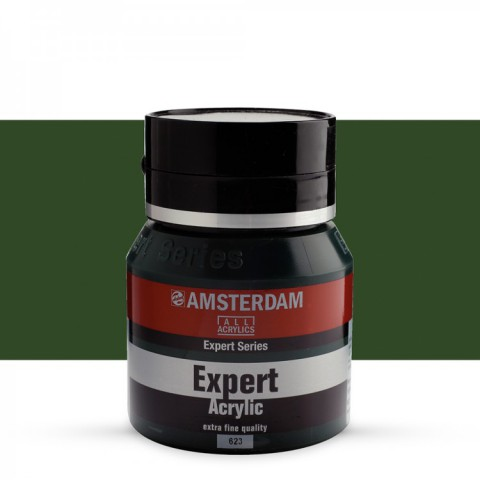 AMSTERDAM ALL ACRYLIC EXPERT SERİSİ 400 ML  AKRİLİK BOYA - SAP GREEN