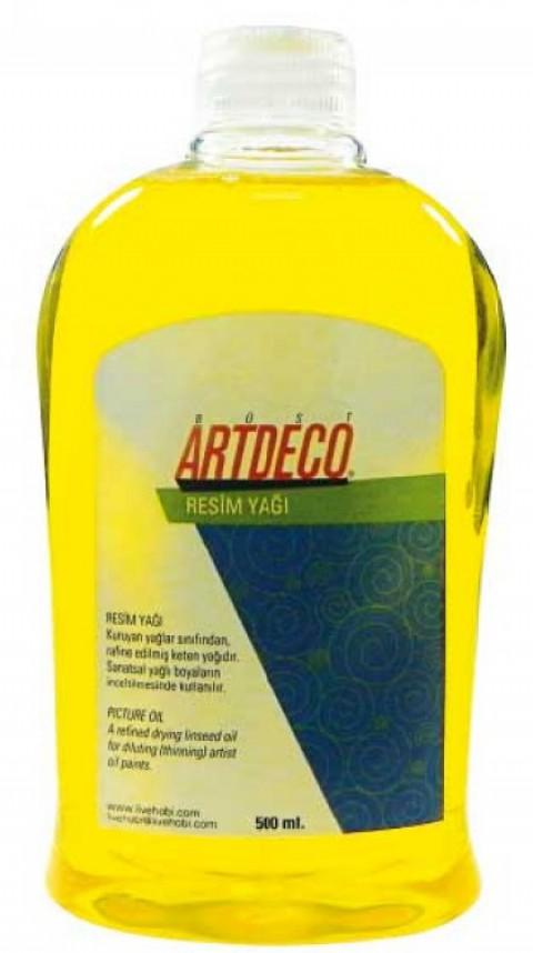 Artdeco Resim Yağı 500ml