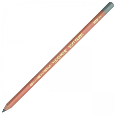 Artist´S Pencil With Dry Pastel 8820/44 Mouse grey