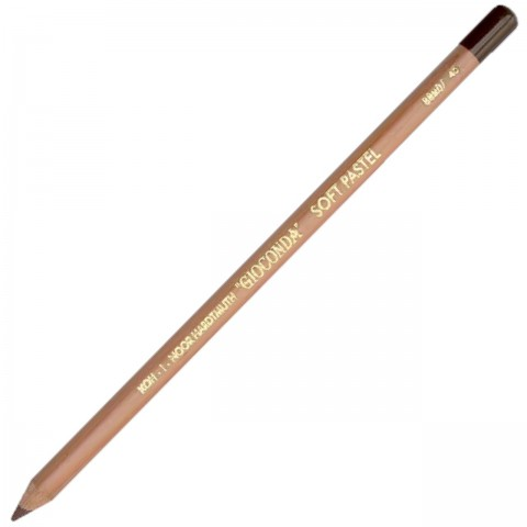 Artist´S Pencil With Dry Pastel 8820/45 Fawn Brown