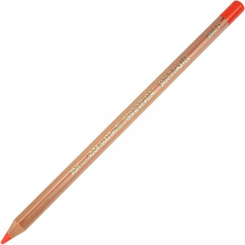 Artist´S Pencil With Dry Pastel 8820/47 Chinese Red