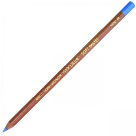 Artist´S Pencil With Dry Pastel 8820/48 Cobalt Blue