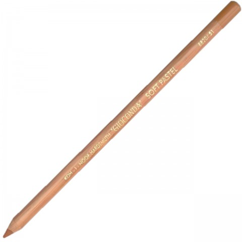 Artist´S Pencil With Dry Pastel 8820/51 English Red
