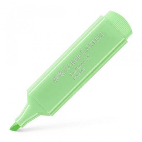 Faber-Castell Fosforlu Kalem 1546 Pastel Açık yeşil