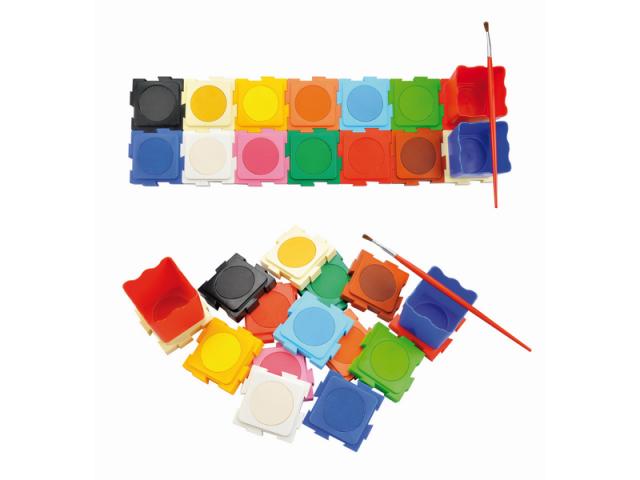 Fatih Su Kaplı Suluboya 12 Renk