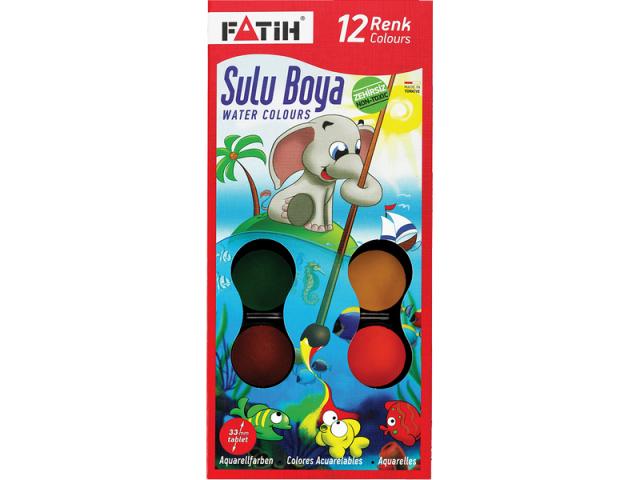 Fatih Sulu Boya K-12
