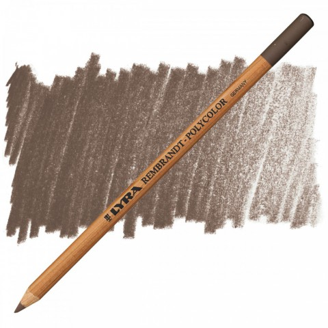 LYRA Rembrandt Polycolor Pencil Van Dyck Brown 76