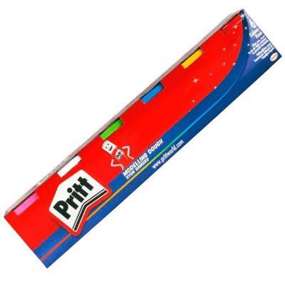 Pritt---Oyun Hamuru - 6 Renk - 100gr