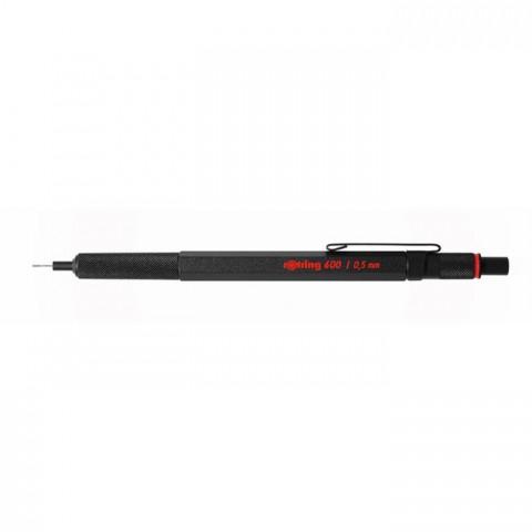 Rotring 600 Mekanik Kurşun Kalem, Siyah 0.5 mm