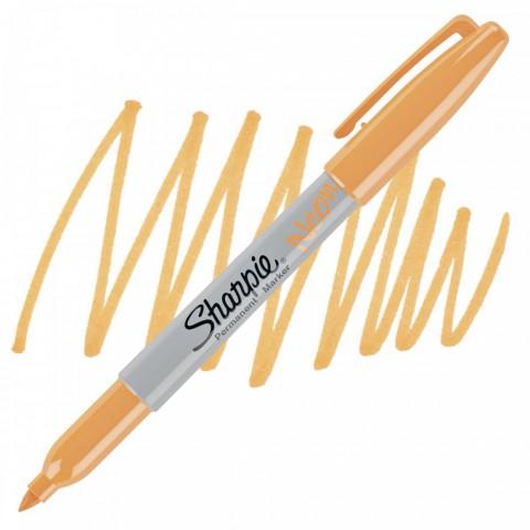 Sharpie Neon Permanent markör, Fosforlu turuncu