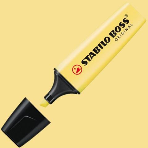 Stabilo Boss Fosforlu Kalem Pastel Sarı 70/116