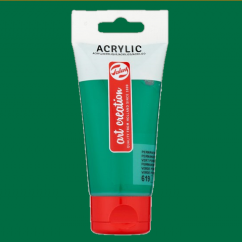 TALENS ARTCREATİON 75ML PERM. GREEN DP.