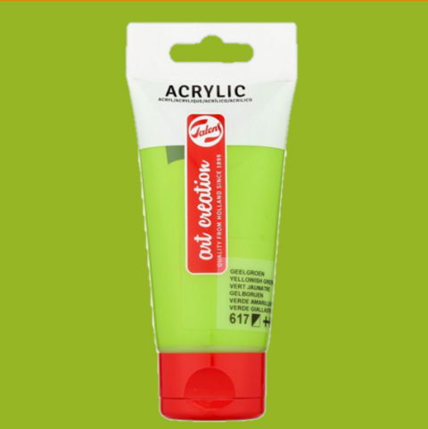 TALENS ARTCREATİON 75ML YLW. GREEN