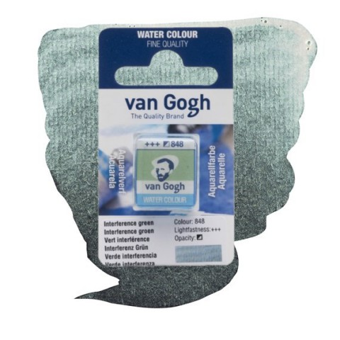 VAN GOGH SULU BOYA TABLET - INTERFERENCE GREEN