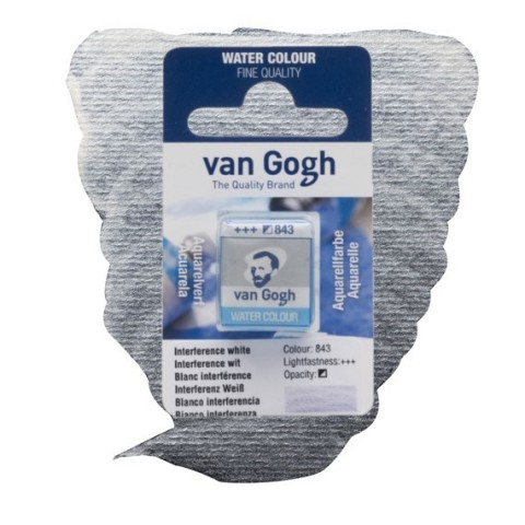 VAN GOGH SULU BOYA TABLET - INTERFERENCE WHITE