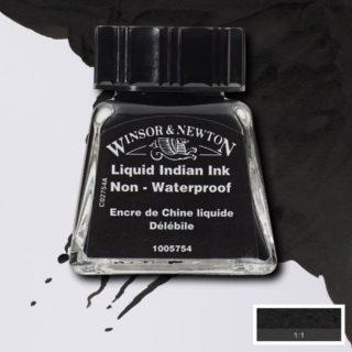 WN Çizim Mürekkebi 14ml Liquid Indian 754