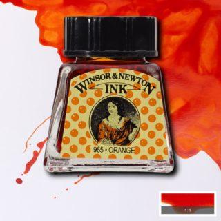 WN Çizim Mürekkebi 14ml Orange 449