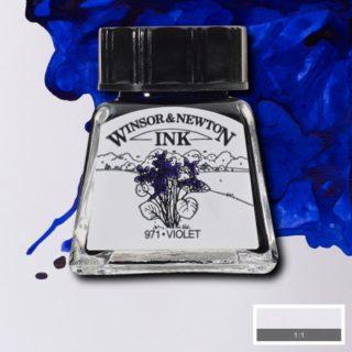 WN Çizim Mürekkebi 14ml Violet 688