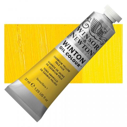 Winsor Newton Yağlı Boya  37ml Cad. Yellow Pl.Hue 119 (8)