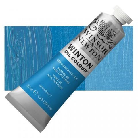 Winsor Newton Yağlı Boya  37ml Cerulean Blue Hue 138 (10)