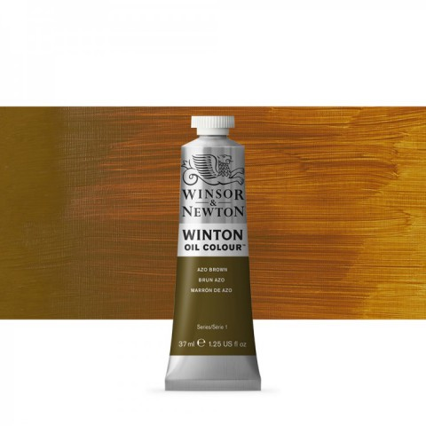Winsor Newton Yağlı Boya 37ml Azo Brown 389