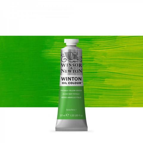 Winsor Newton Yağlı Boya 37ml Phthalo Yellow Green 403